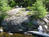 Honey-Harbour-Waterfront-Private-Lot-Cottage-Georgian-Bay-Muskoka - 13 - The Lookout Rock