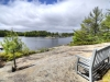33. Georgian-Bay-Cottage-Honey-Harbour-Facing-Bench-Barefoot-Granite-And-Inland-Channel