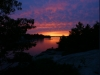 38. Honey-Harbour-Cottage-Georgian-Bay-Sunset-Inland-Waterway-Blue-Cloud-Formation