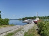 Port Severn Georgian Bay Luxury Cottage For Sale - 06 - Lots of Docking for all the Toys
