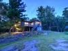 Port Severn Georgian Bay Luxury Cottage For Sale - 20 - Evening View of the Cottage