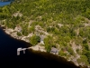 Honey Harbour Cognashene Georgian Bay Family Compound Cottage For Sale - 02 -Arial View