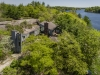 Honey Harbour Cognashene Georgian Bay Family Compound Cottage For Sale - 03 -Arial View