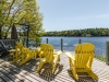 Honey Harbour Cognashene Georgian Bay Family Compound Cottage For Sale - 07 -Lower Deck