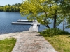 Honey Harbour Cognashene Georgian Bay Family Compound Cottage For Sale - 09 -Stone Walkway to Dock