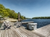 Honey Harbour Cognashene Georgian Bay Family Compound Cottage For Sale - 12 -Extensive Dockage with Hydro