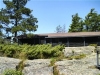 MLS® 20090235 Sans Souci Cottage Sold By Rick Hill: Facing Granite Rock Face From Barefoot Granite Plateau