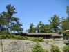 MLS® 20090235 Sans Souci Cottage Sold By Rick Hill: Facing Granite Rock Face And Rooftop