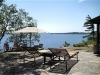 MLS® 20090235 Sans Souci Cottage Sold By Rick Hill: Facing Flagstone Patio Facing Georgian Bay