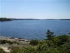 MLS® 20090235 Sans Souci Cottage Sold By Rick Hill: Facing Georgian Bay Canadian Shield Shoreline Barefoot Granite Outcropping With Shoreline Vegetation
