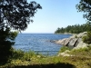 MLS® 20090235 Sans Souci Cottage Sold By Rick Hill: Facing Georgian Bay Canadian Shield Shoreline