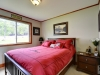 Honey-Harbour-Georgian-Bay-Cottage-Interior-Bedroom-Facing-Water-scene-Painting