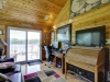 Honey-Harbour-Luxury-Cottage-Entertainment-TV-Flat-screen-Audiophile-Paradise