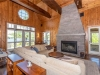Exclusive Go Home Bay Retreat - 04 - Gorgeous Fireplace and Cathedral Ceiling