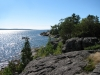 Honey-Harbour-Georgian-Bay-Island-Property-Vacant-Building-Lot-For-Sale-05-Beautiful-West-View