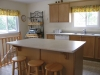 480150357-Honey-Harbour-South-Bay-Road-Access-Georgian-Bay-Cottage-For-Sale-09-Kitchen-Eat-At-Island