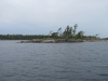 Island B425 Sans Souci Georgian Bay Archipelago Ontario 06 Back of Island View from the South