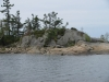 Island B425 Sans Souci Georgian Bay Archipelago Ontario 07 North End of Island