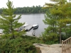 Georgian Bay Shore Muskoka Ontario Spacious Cottage 22 Room for lots of Boats