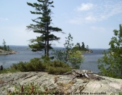 Waterfront Building Lot With Spectacular View Overlooking Georgian Bay
